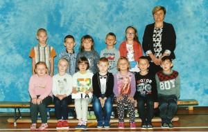 Klasa 1a - wychowawca p. Elżbieta Pawiłan