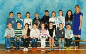 Klasa 3a - wychowawca p. Magdalena Mrożek