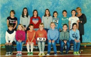 Klasa 4a - wychowawca p. Edyta Jasińska-Radzewicz