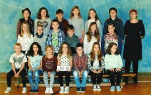Klasa 4b - wychowawca p. Magdalena Walachowska