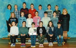 Klasa 5 - wychowawca p. Aleksandra Kaczmarek