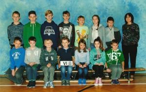 Klasa 6b - wychowawca p. Dorota Gadzina