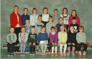 Klasa 1b – Magdalena Mrożek
