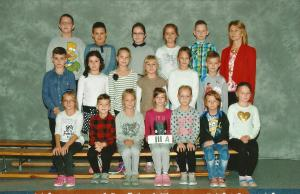 Klasa 3a – Magdalena Mrożek / Katarzyna Dyderska