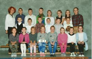 Klasa 3b – Alina Cywińska - Piotrowska