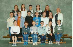 Klasa 4a – Edyta Hazeńska