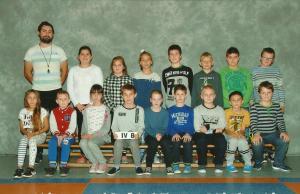 Klasa 4b – Patryk Kramski