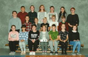Klasa 5b – Magdalena Walachowska