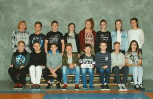 Klasa 7a – Irena Bosiacka