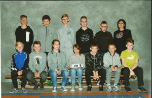 Klasa 7b – Dorota Gadzina